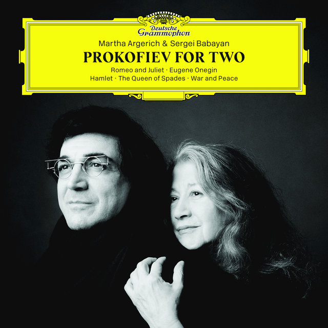 Prokofiev: 12 Movements From Romeo And Juliet, Op. 64, 5. Gavotte (Transcription For 2 Pianos By Sergei Babayan)