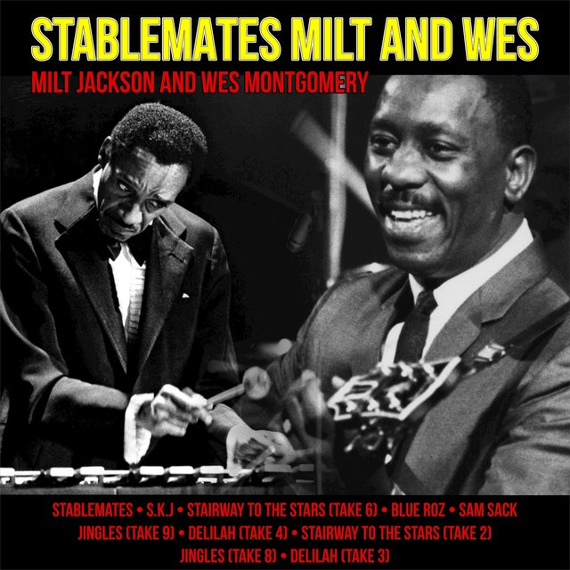 Stablemates Milt and Wes