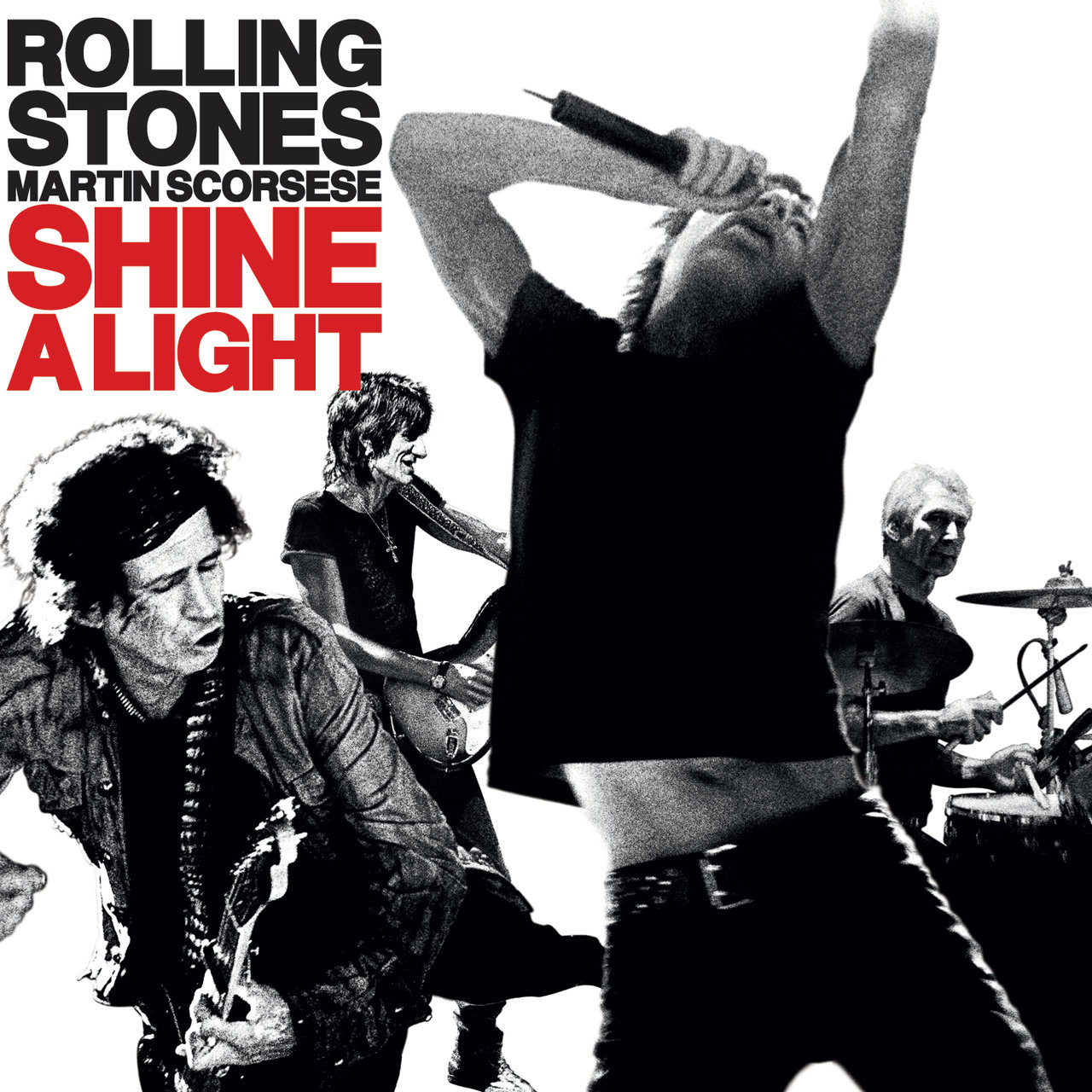 Shine A Light (US 17 Tracks CD)