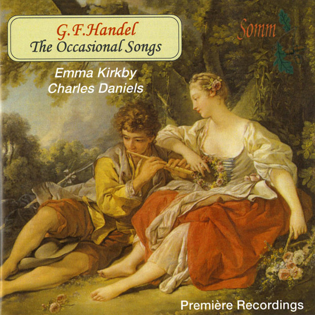 Handel: The Occasional Songs