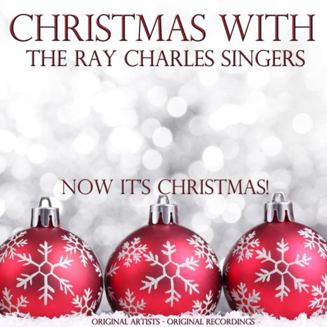 Ray Charles Christmas.Christmas With The Ray Charles Singers By The Ray Charles