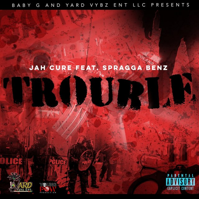 Trouble (feat. Spragga Benz)