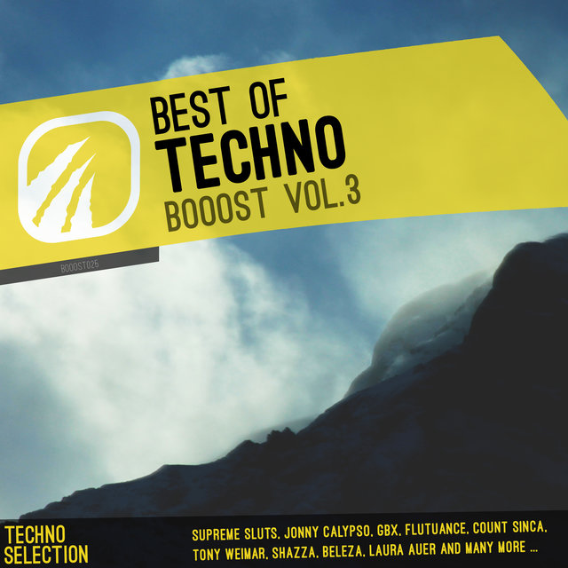 Best of Techno Booost Vol.3