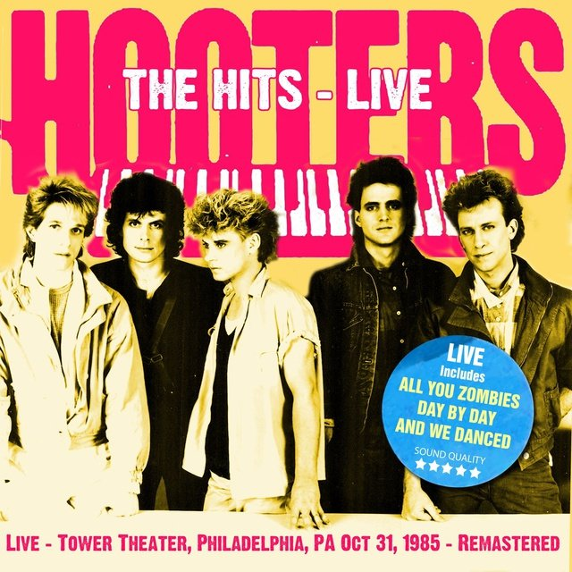 The Hits - Tower Theater, Philadelphia, PA Oct 31, 1985 - Live & Remastered (Remastered)