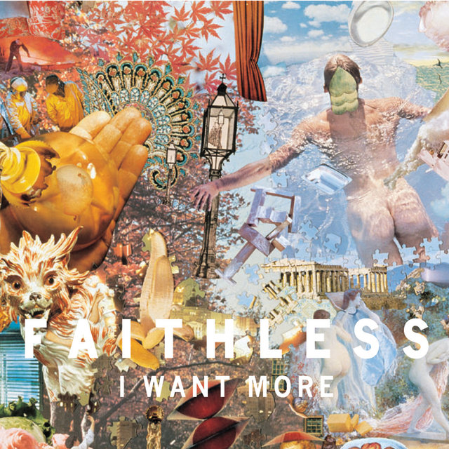 I Want More (Faithless Dub Mix)