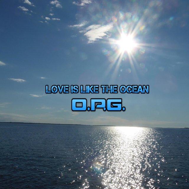 Tidal Listen To Love Is Like The Ocean On Tidal