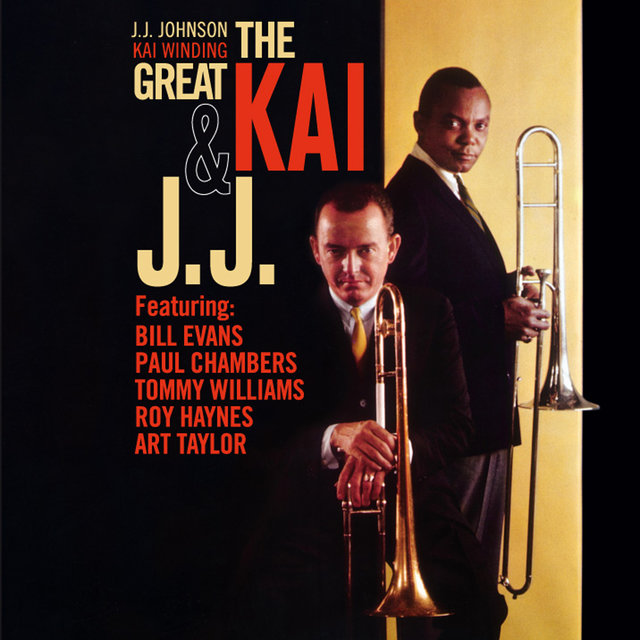 The Great Kay & J.J. (featuring Bill Evans) [Bonus Track Version]