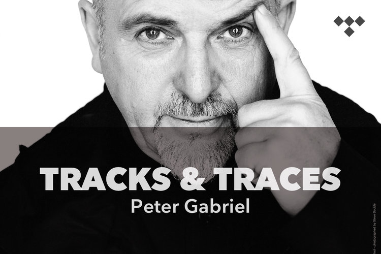 Tracks & Traces: Peter Gabriel