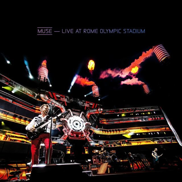 Live At Rome Olympic Stadium