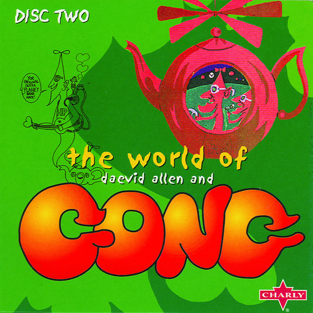 The World Of Daevid Allen And Gong CD2