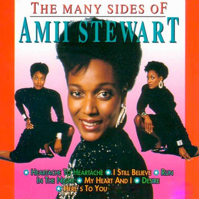 The Many Sides of Amii Stewart