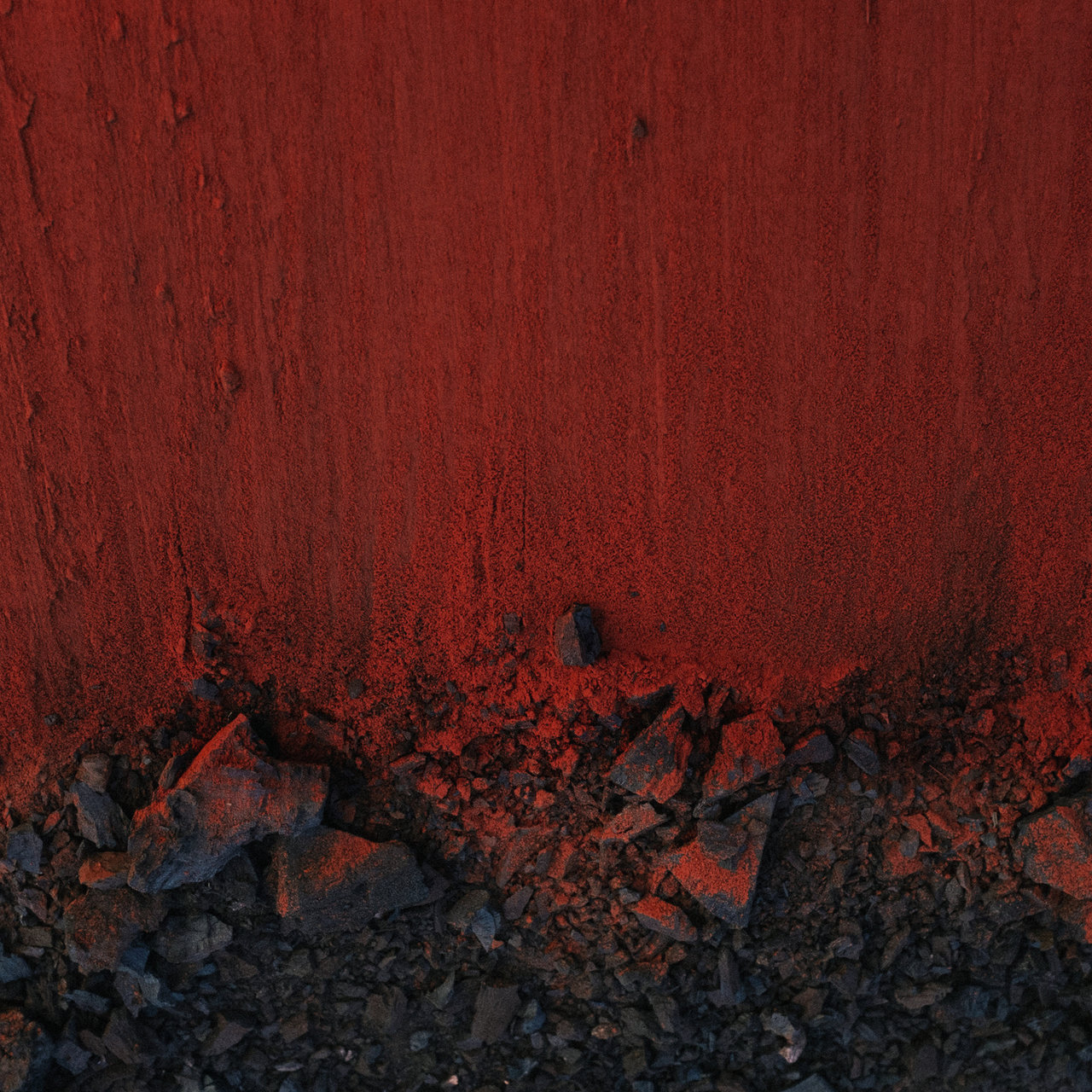 Black in Deep Red, 2014