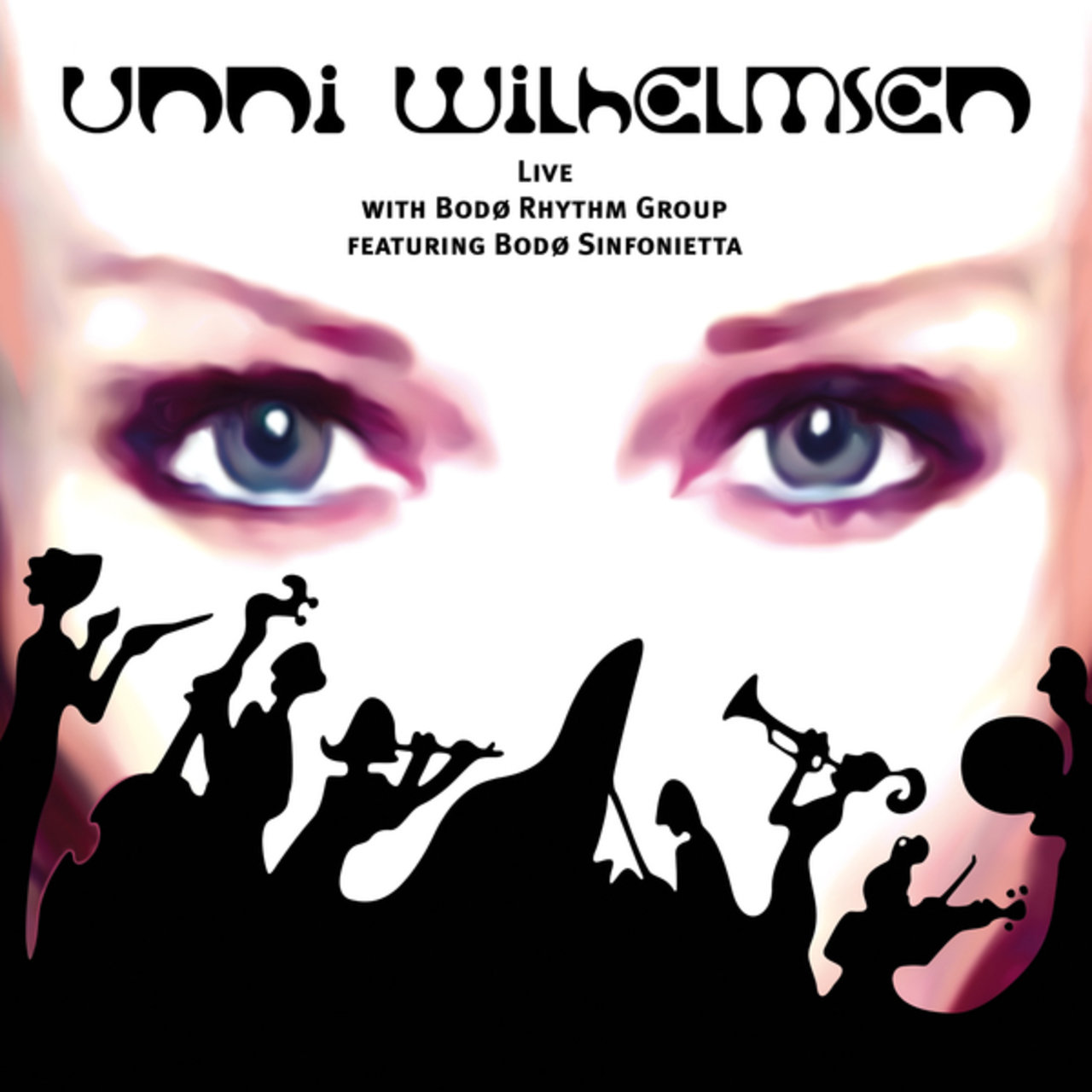 Unni Wilhelmsen Live With Bodo Rhythm Group