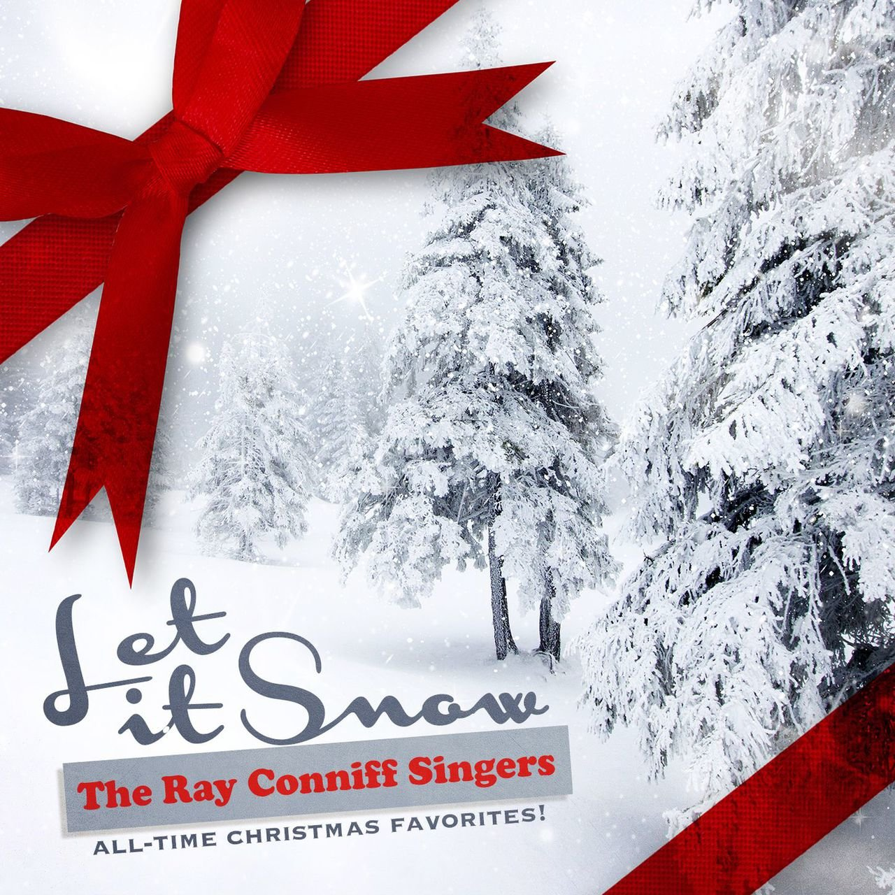 let it snow all time christmas favorites remastered - Ray Conniff Christmas
