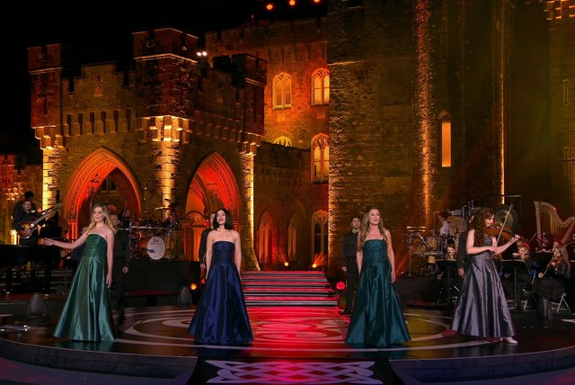 Celtic Woman We Wish You A Merry Christmas.We Wish You A Merry Christmas By Celtic Woman On Tidal