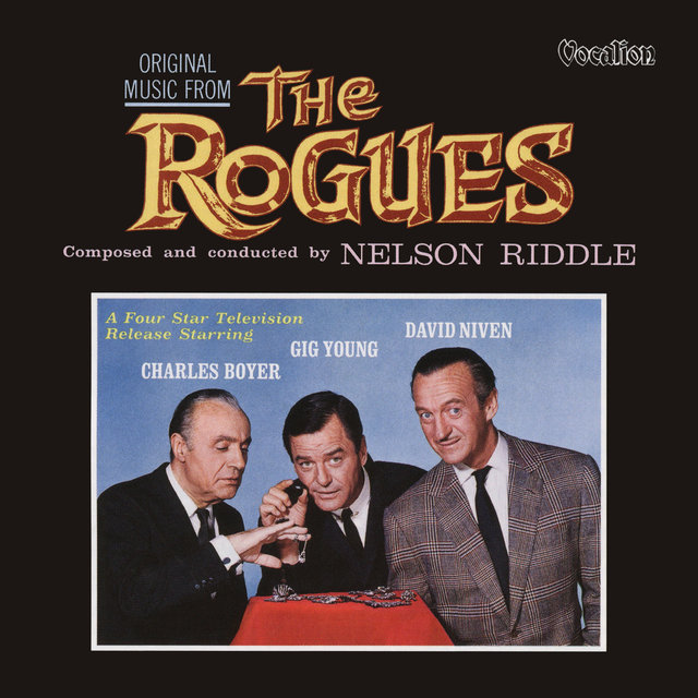 The Rogues (Original Television Soundtrack)