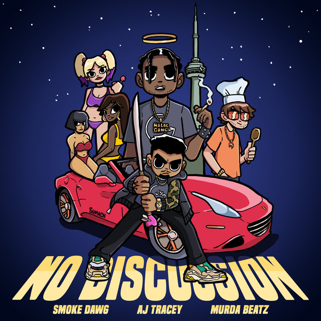 No Discussion (feat.  Aj Tracey)