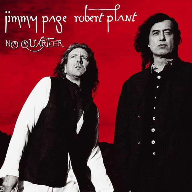 No Quarter: Jimmy Page & Robert Plant