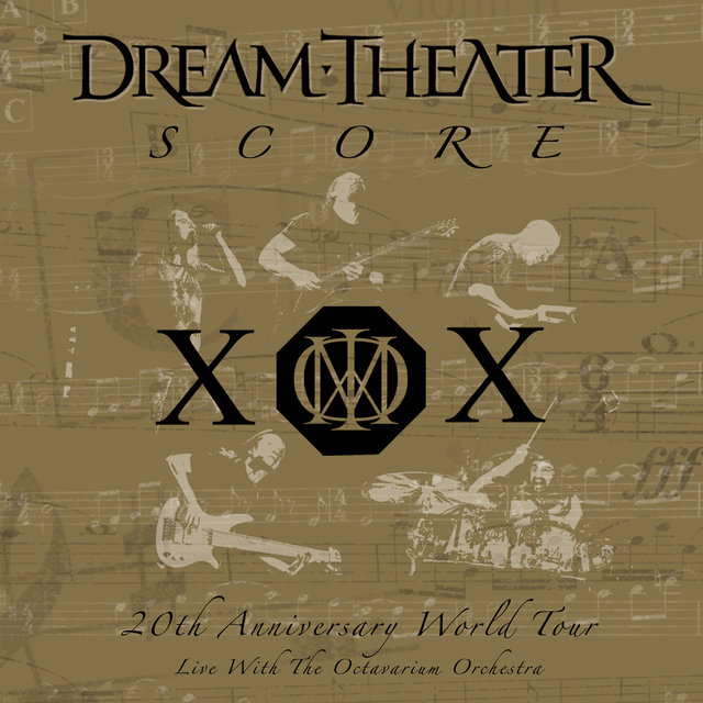 Score: 20th Anniversary World Tour Live with the Octavarium Orchestra