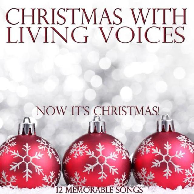 Christmas With: Living Voices