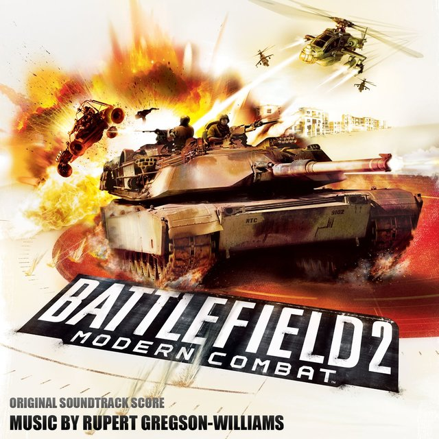 Battlefield 2: Modern Combat (Original Soundtrack)
