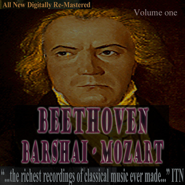 Barshai - Beethoven,  Mozart  Volume One