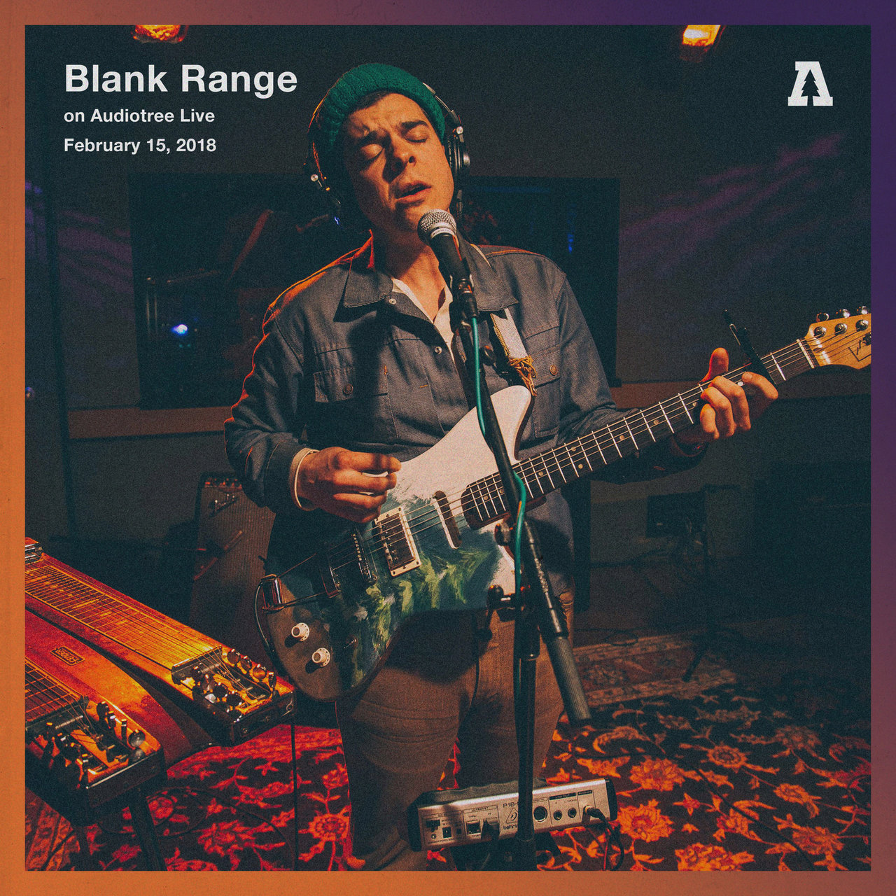 Blank Range on Audiotree Live