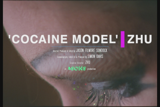 Cocaine Model (Video)