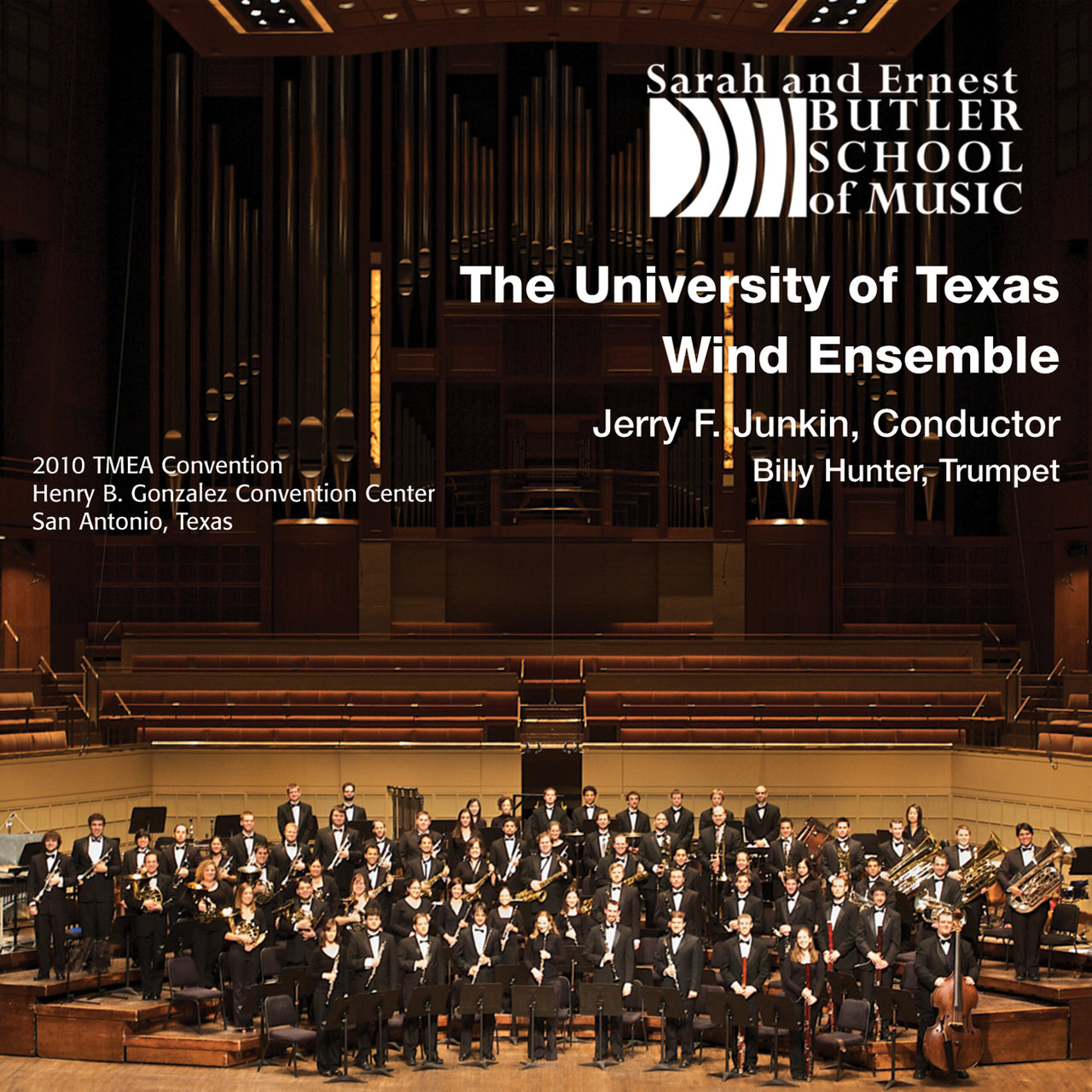 2010 Texas Music Educators Association: University of Texas Wind Ensemble