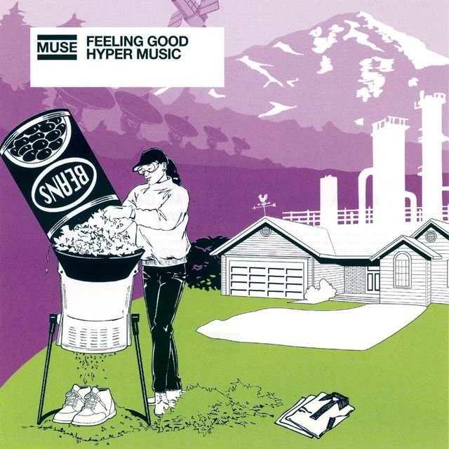 Feeling Good / Hyper Music