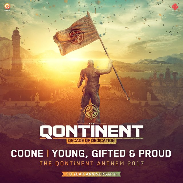 Young, Gifted & Proud (The Qontinent 2017 Anthem)