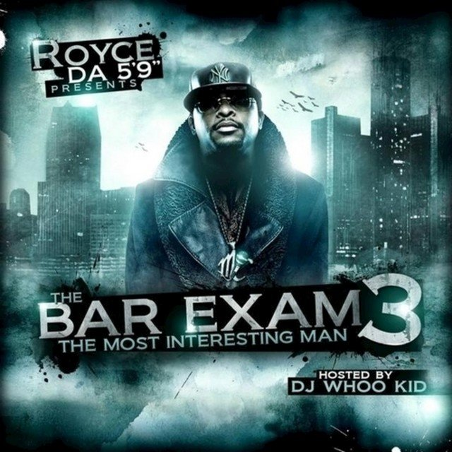 The Bar Exam 3 (No DJ Version)