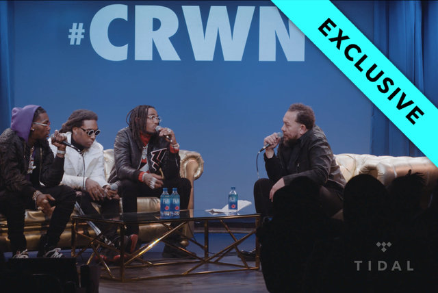 A Conversation with Elliott Wilson & Migos (Part 2)
