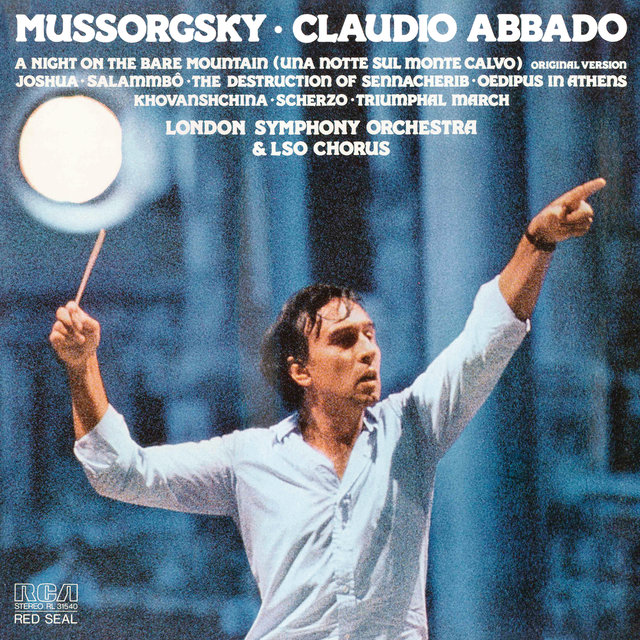 Mussorgsky: Symphonic Works ((Remastered))