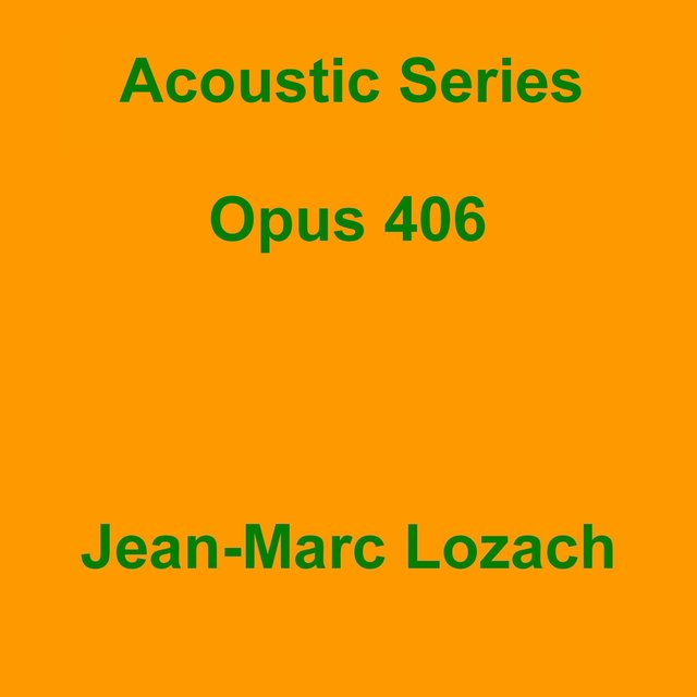 Acoustic Series Opus 406