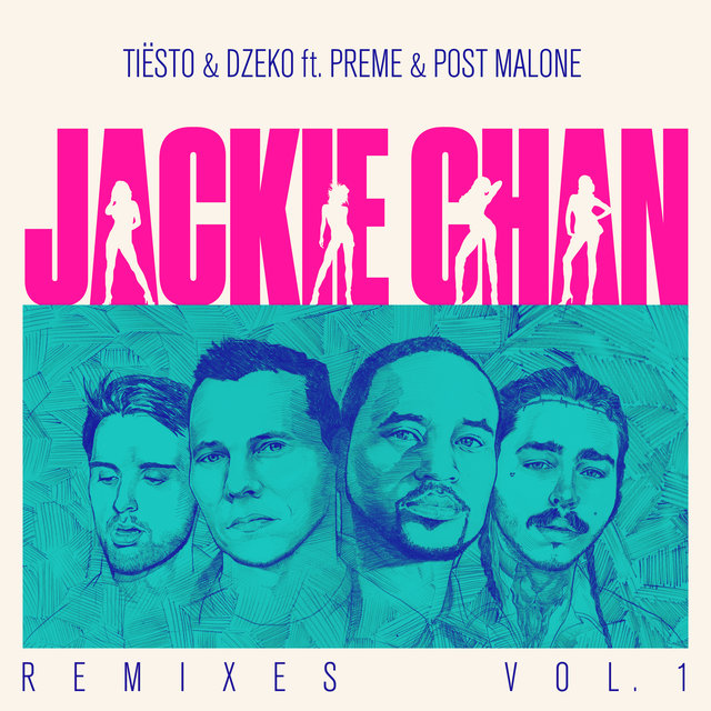 Jackie Chan (Remixes, Vol. 1)