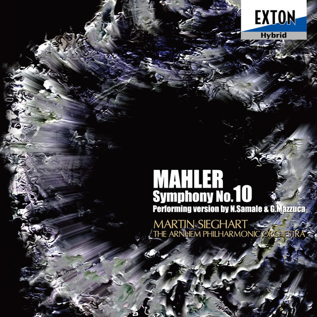 Mahler: Symphony No. 10 (Performing Version by N. Samale & G. Mazzuca)