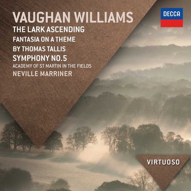 Vaughan Williams: The Lark Ascending; Fantasia On A Theme By Thomas Tallis; Symphony No.5