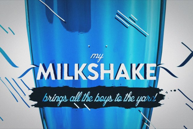 My Milkshake (Lyric Video)