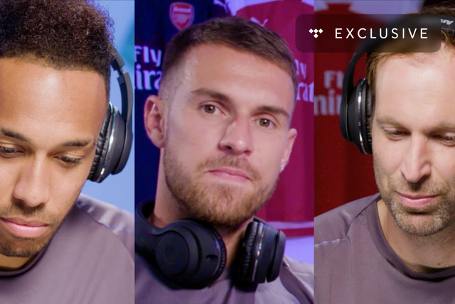 Ultimate Playlist: Aaron Ramsey, Pierre-Emerick Aubameyang, Petr Čech