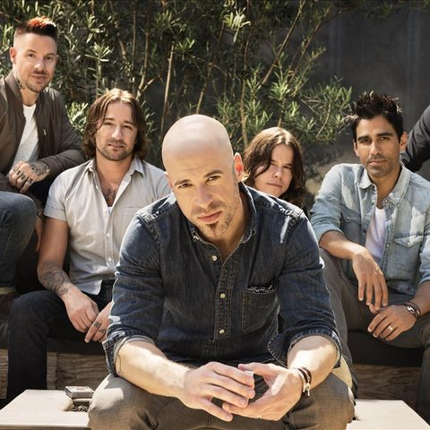 Daughtry on TIDAL