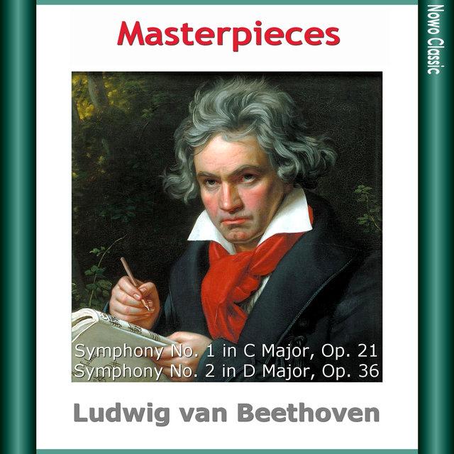 Symphony No. 1 in D major / Symphony No. 2