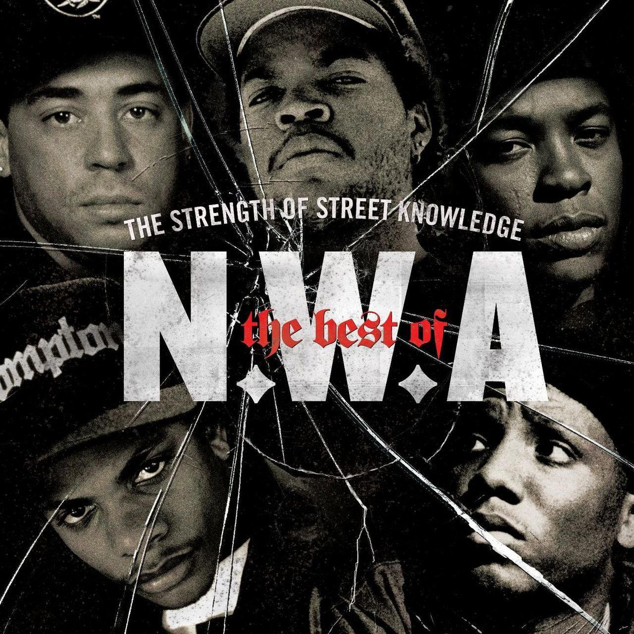 The Best Of N.W.A: The Strength Of Street Knowledge (Edited)