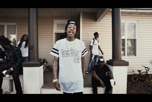 Bake Sale (feat  Travis Scott) by Wiz Khalifa on TIDAL