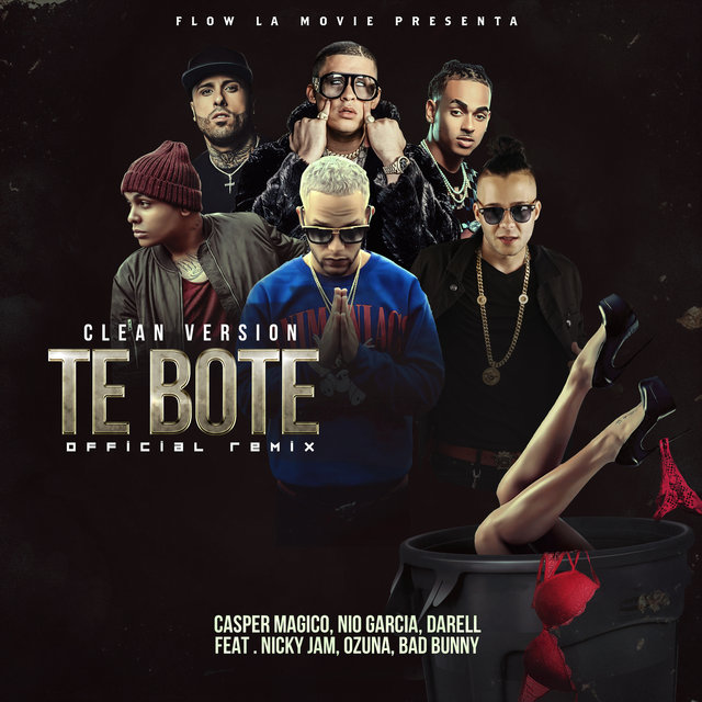 Te Boté (Clean Version)