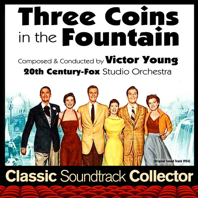 Three Coins in the Fountain (Original Soundtrack) [1954]