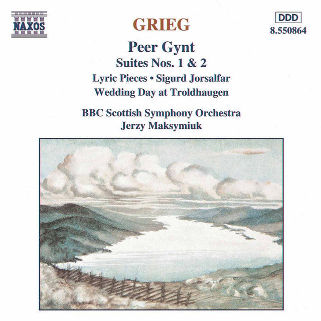Grieg: Peer Gynt / Lyric Pieces / Sigurd Jorsalfar