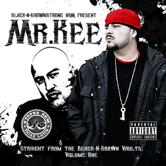 Straight From The Black N Brown Vaults Vol. 1 - MR. KEE