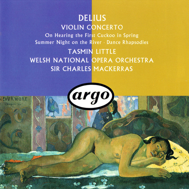 Delius: Violin Concerto; Dance Rhapsodies Nos. 1 & 2; Summer Night On The River etc