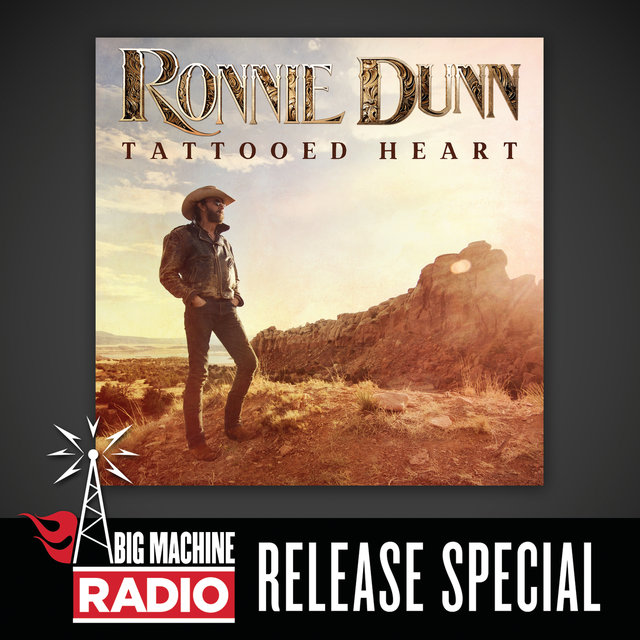 Tattooed Heart (Big Machine Radio Release Special)